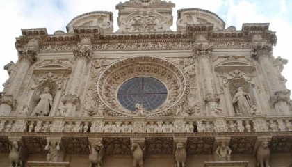 Lecce Barockhauptstadt