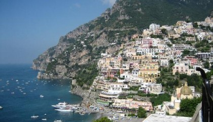 The pearls of the Amalfi coast: Positano and Amalfi