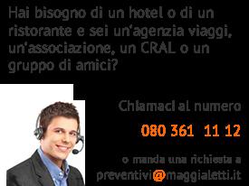 helpdesk Bus operator Maggialetti viaggi