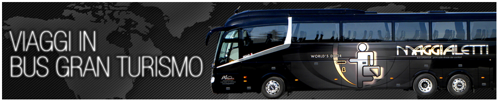 viaggi in bus granturismo