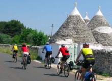 Bike tour in Puglia