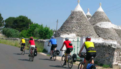 Bike tour in Puglia