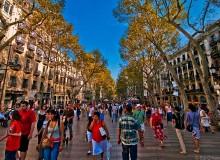 Barcellona - Las Ramblas