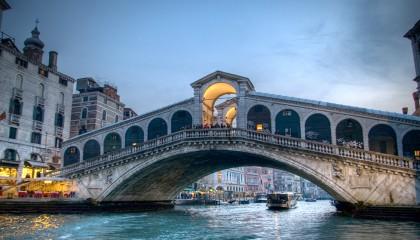 Venezia, Padova, Ferrara, Ravenna