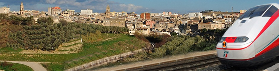 Puglia by train