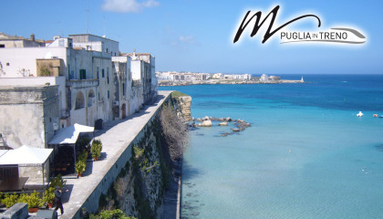 Puglia: by train from South to North