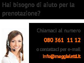 helpdesk Maggialetti viaggi