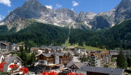 Estate in montagna – San Martino di Castrozza