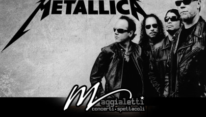 Metallica- WorldWired Tour 2018- Bologna, Unipol Arena