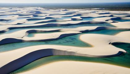 I LENCOIS MARANHENSES: BRASILE