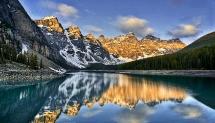 IL MORANE LIKE – PAESAGGI DEL CANADA