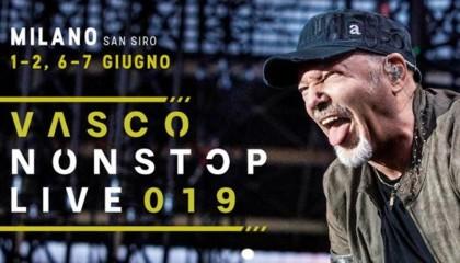 Vasco – Nonstop Live 2019