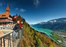 INTERLAKEN: Svizzera, festival e attrazioni culturali no stop